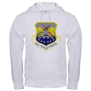 100ARW - A01 - 03 - 100th Air Refueling Wing - Hooded Sweatshirt