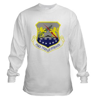 100ARW - A01 - 03 - 100th Air Refueling Wing - Long Sleeve T-Shirt