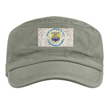 100ARW - A01 - 01 - 100th Air Refueling Wing with Text - Military Cap