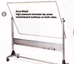 Best-Rite Platinum Reversible Marker Board Best-Rite Platinum Reversible Marker Board