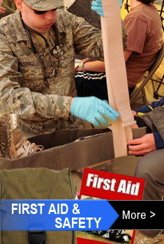 AFTS First Aid and Safety